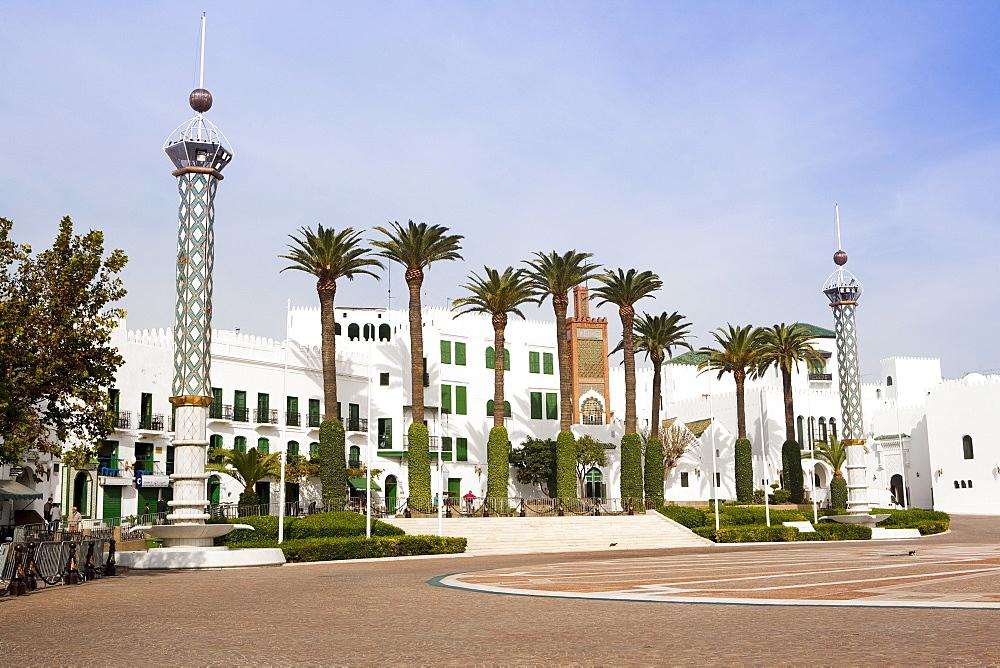 Royal Palace, Tetouan, Morocco, North Africa, Africa - 793-1063