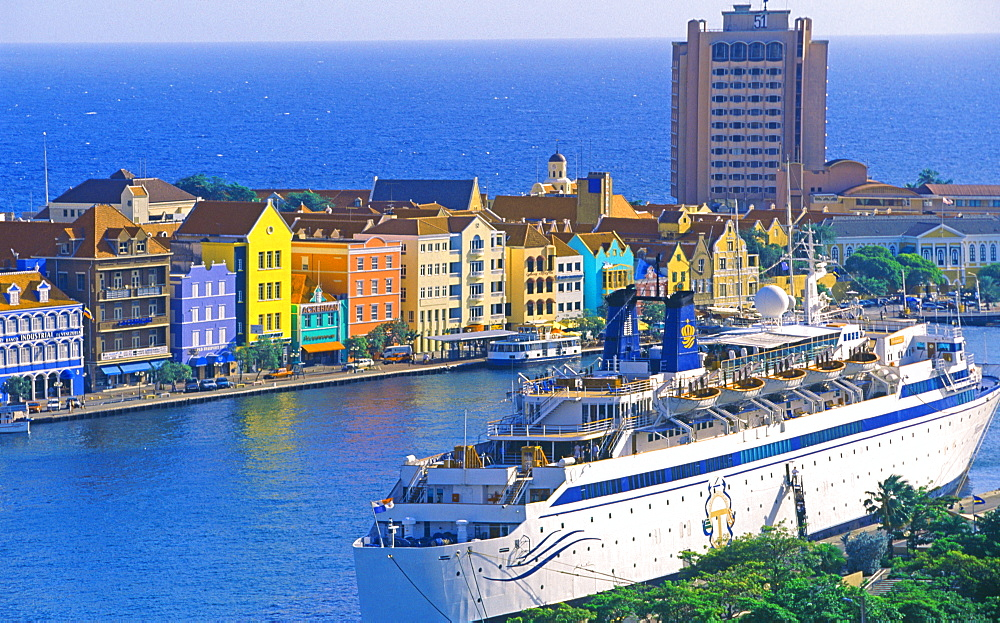 Willemstad, Curacao, Netherlands Antilles, Caribbean, Central America