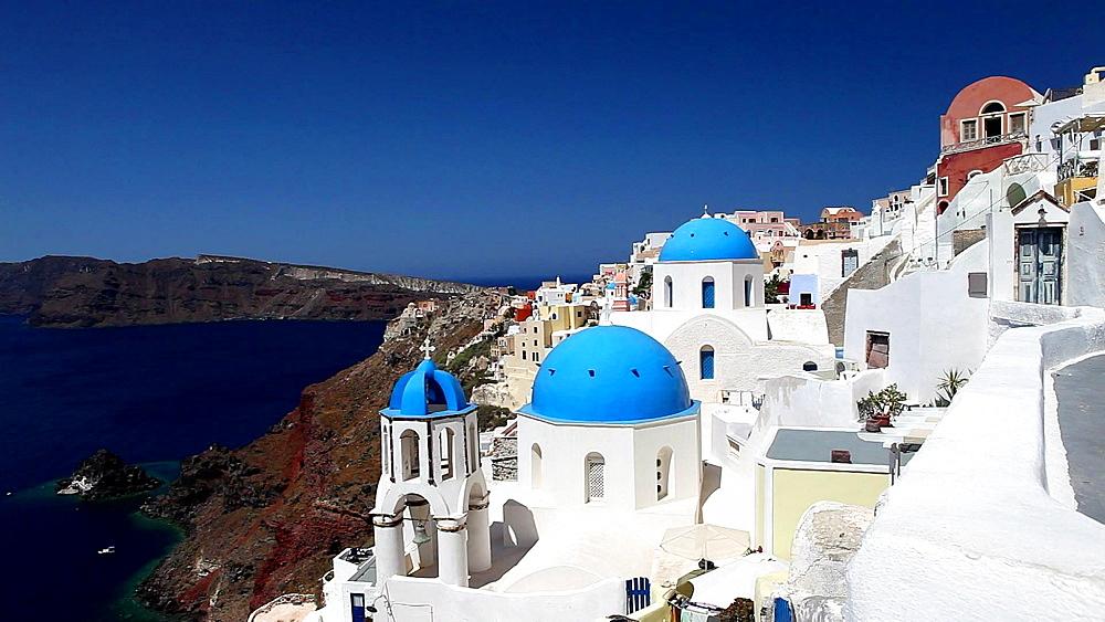 Oia, Santorini, Greece - 795-435