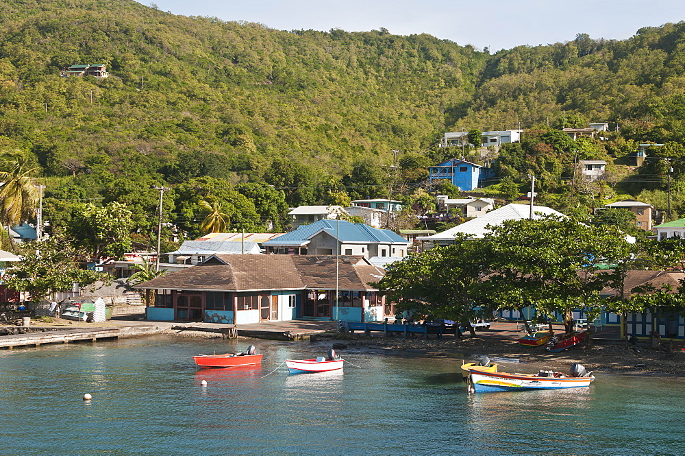 Port Elizabeth, Bequia, St. Vincent and The Grenadines, Windward Islands, West Indies, Caribbean, Central America