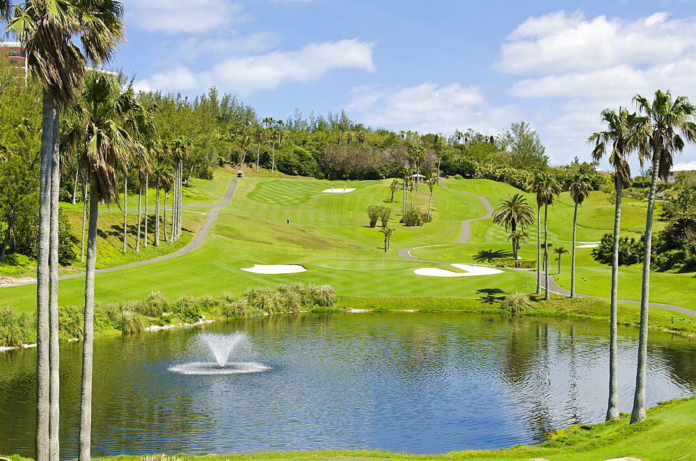 Fairmont Southampton Hotel and Golf Club, Bermuda, Central America