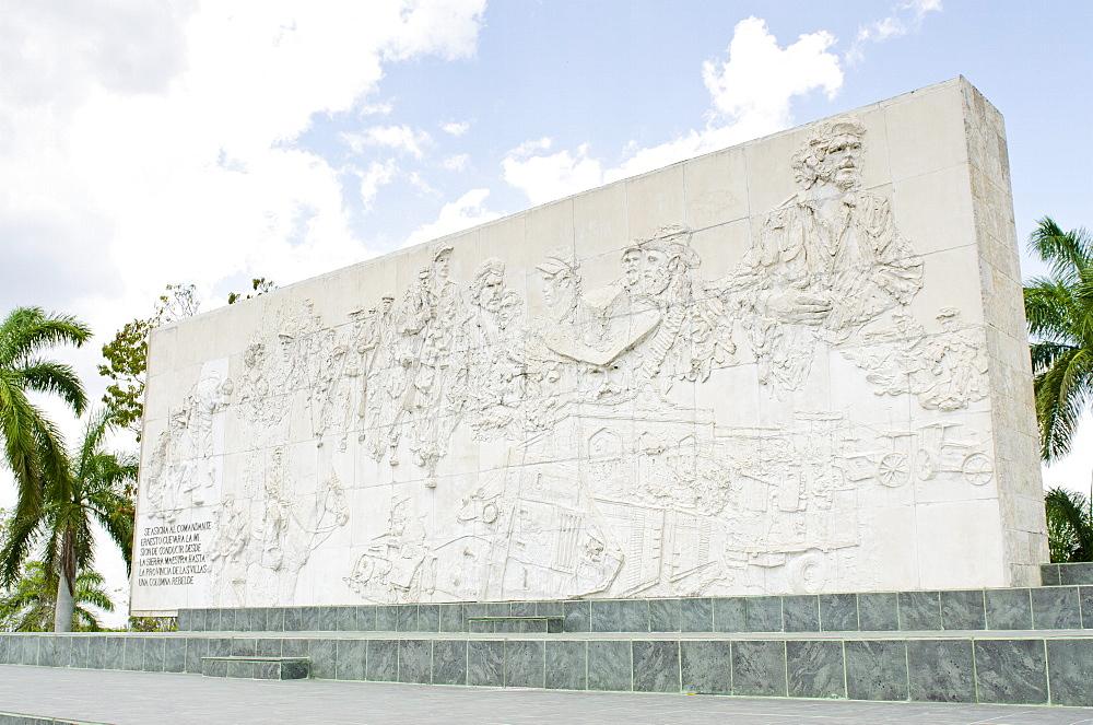 Monumento Ernesto Che Guevara, Plaza de la Revolucion Che Guevara, Santa Clara, Cuba, West Indies, Caribbean, Central America