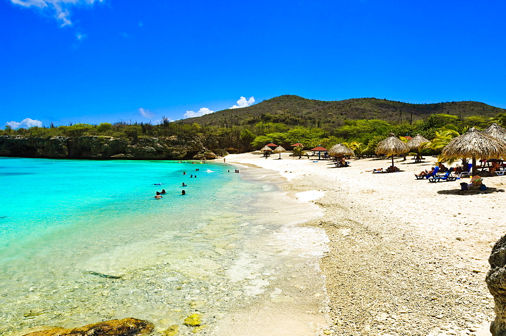 Grote Knip beach, Curacao, Netherlands Antilles, West Indies, Caribbean, Central America