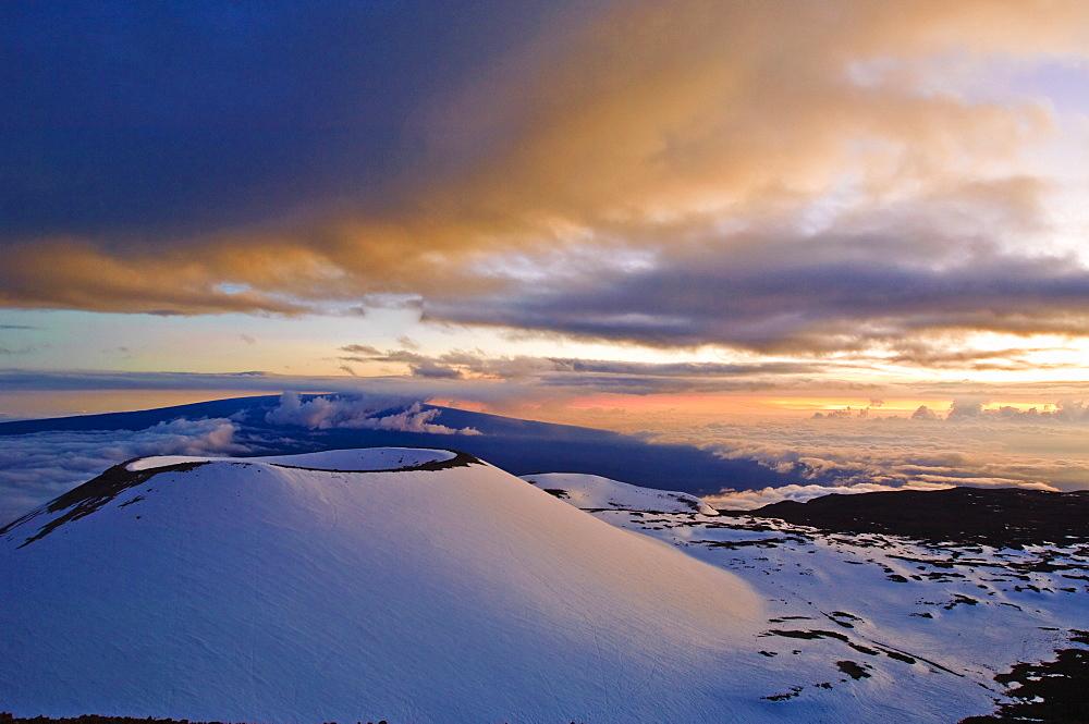 Mauna Kea, Big Island, Hawaii, United States of America, North America