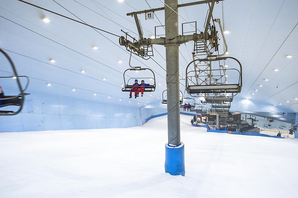 Ski Dubai, Mall of the Emirates, Dubai, United Arab Emirates, Middle East