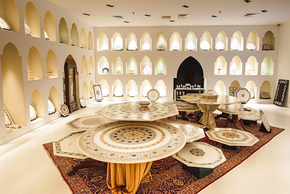 Miraj Islamic Art Centre, Dubai, United Arab Emirates, Middle East
