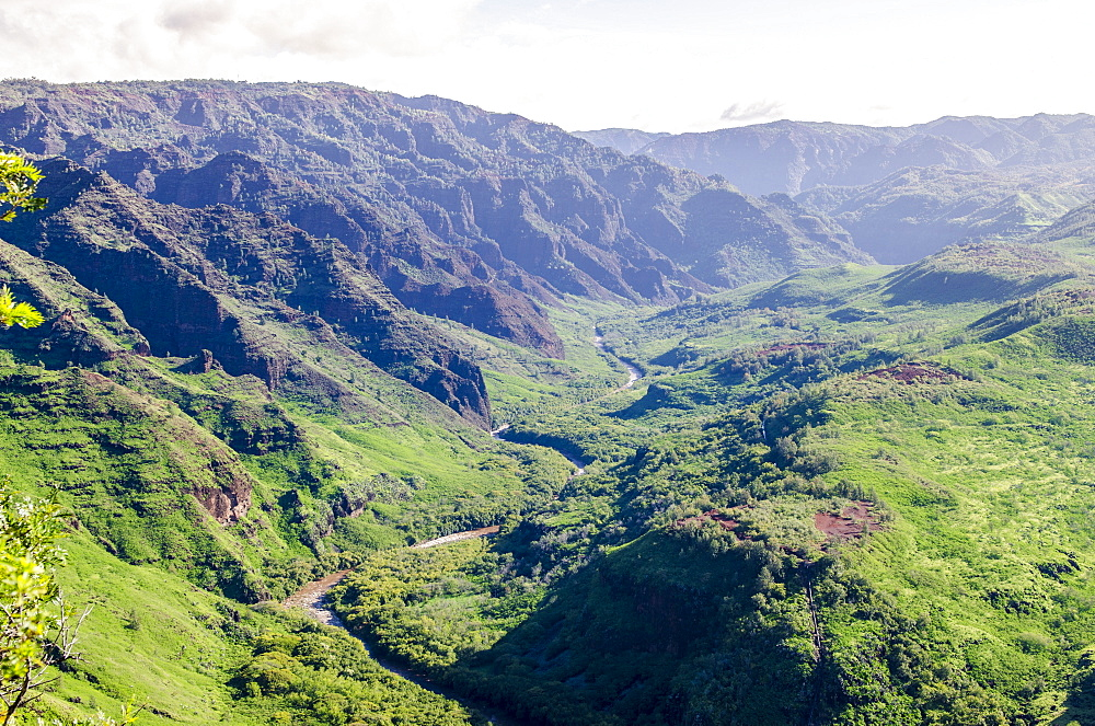 Waimea Canyon State Park, Kauai, Hawaii, United States of America, Pacific