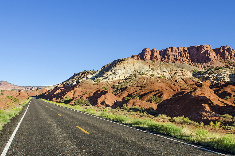 Capitol Reef National Park, Utah, United States of America, North America