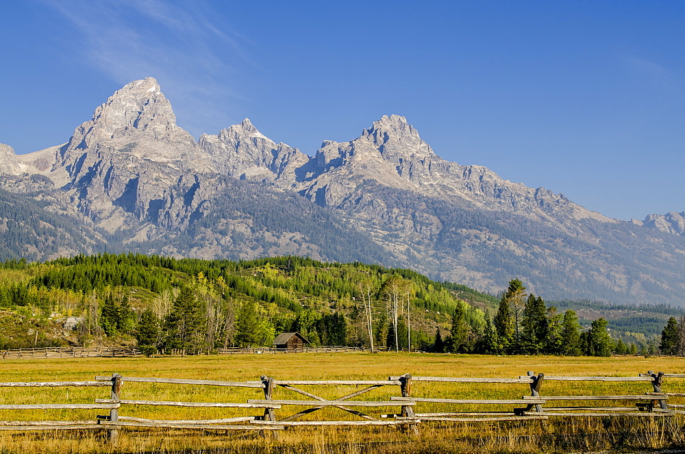 Grand Teton National Park, Wyoming, United States of America, North America - 796-2282