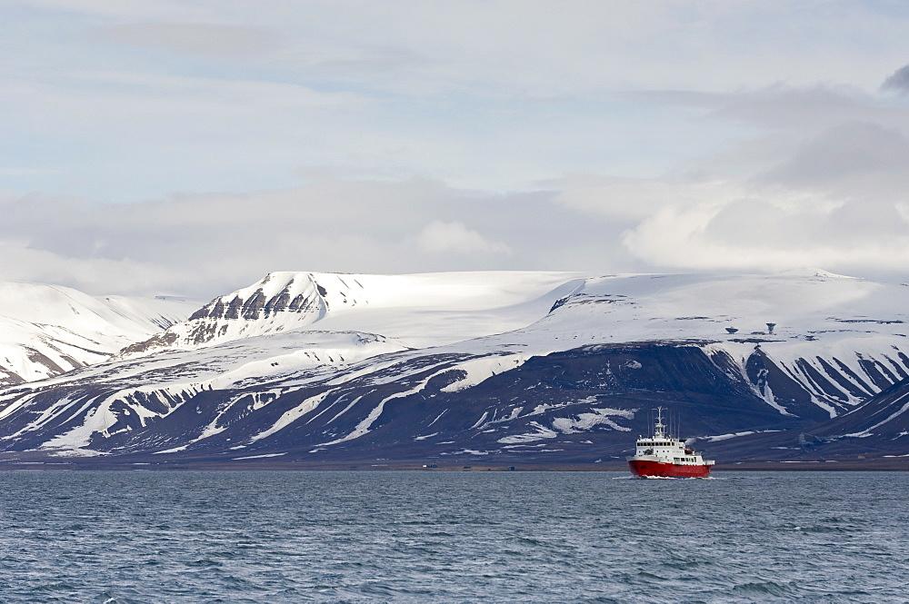 Svalbard Archipelago, Norway, Arctic, Scandinavia, Europe