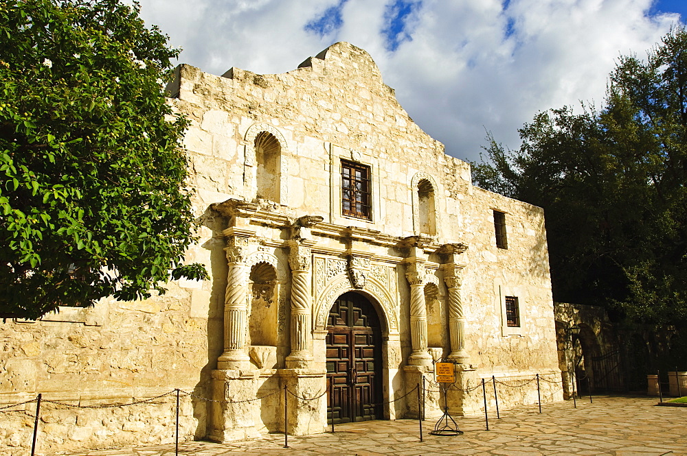 The Alamo, San Antonio Texas, United States of America, North America - 796-450