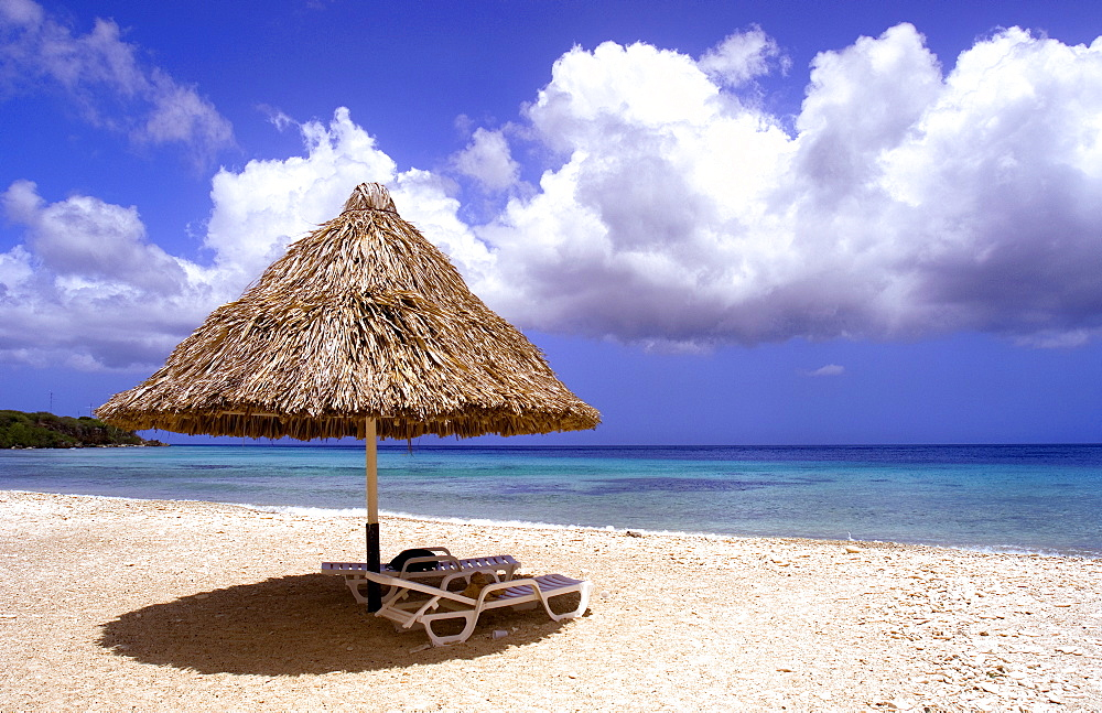Santa Martha Bay beach, Curacao, Netherlands Antilles, Caribbean, Central America