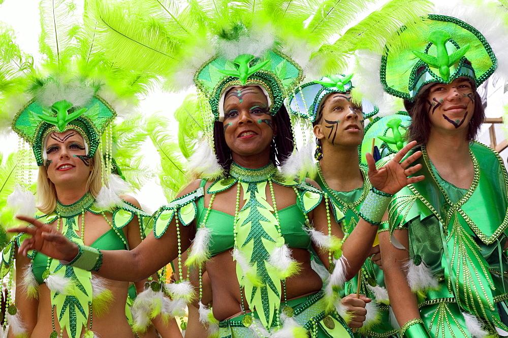 Caribbean carnival festival, Montreal, Quebec, Canada, North America - 796-98