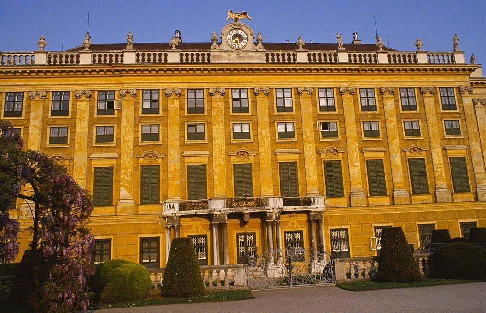 AUSTRIA  Vienna Schonbrunn Palace