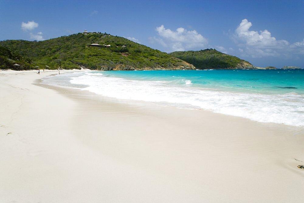 WEST INDIES St Vincent & The Grenadines Mustique Macaroni Beach