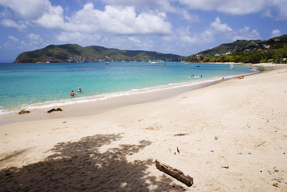 WEST INDIES St Vincent & The Grenadines Bequia Lower Bay beach
