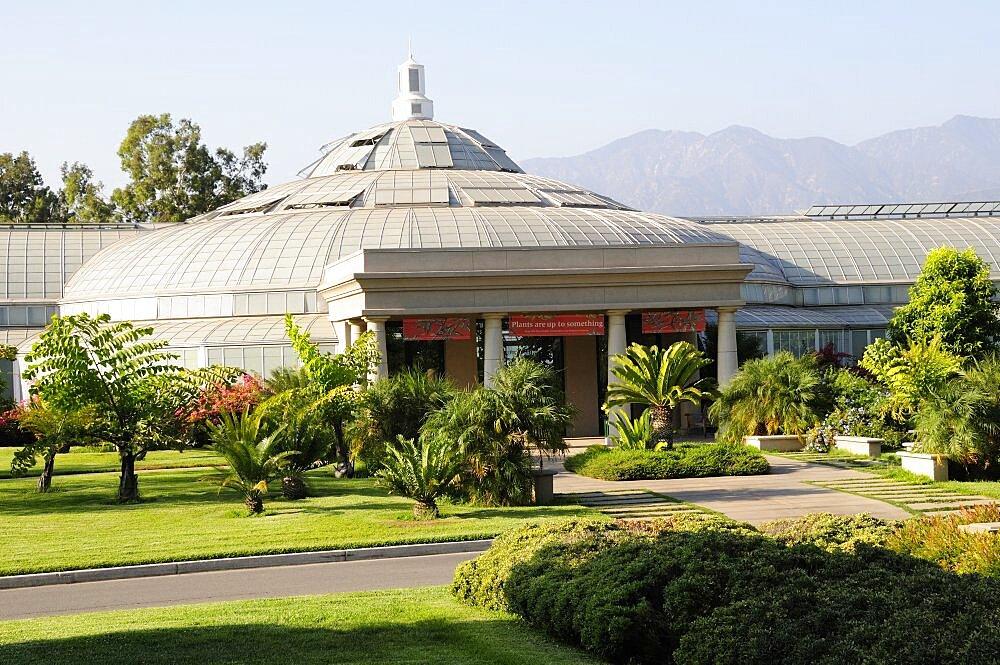 Rose Hills Foundation Conservatory The Huntington Pasadena, Valley & Pasadena, United States of America