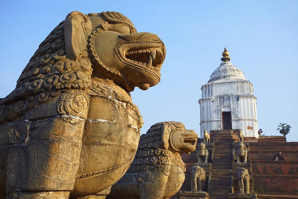 Fasidega Temple, Durbar Square, Bhaktapur, UNESCO World Heritage Site, Kathmandu Valley, Nepal, Asia