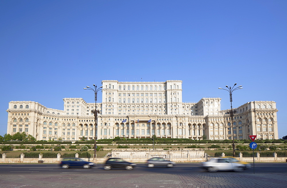 Palace of Parliament, Bucharest, Romania, Europe