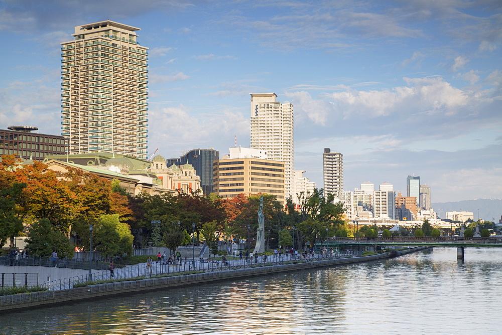 Naganoshima Island, Osaka, Kansai, Japan, Asia