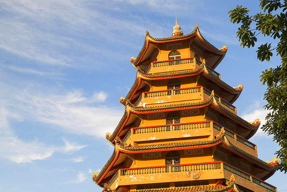 Giac Lam Pagoda, Ho Chi Minh City, Vietnam, Indochina, Southeast Asia, Asia