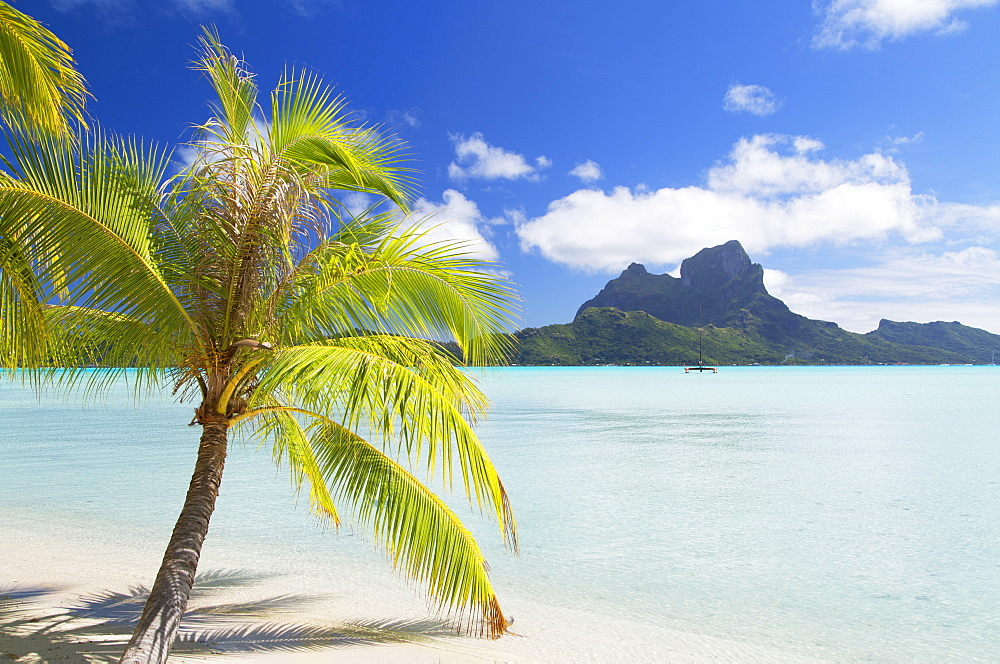 Bora Bora, Society Islands, French Polynesia, South Pacific, Pacific