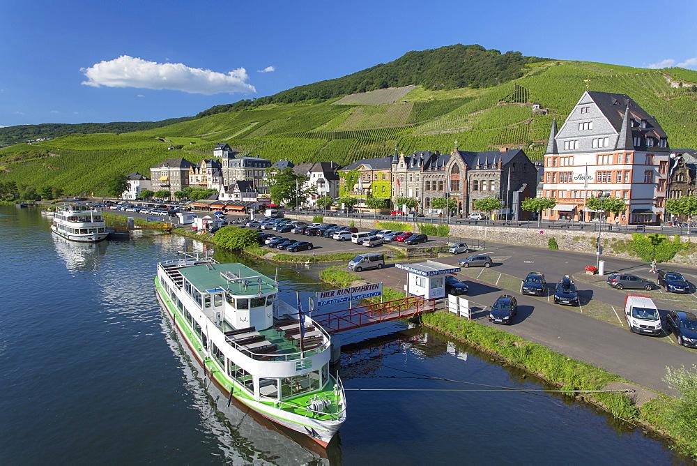 Bernkastel-Kues, Rhineland-Palatinate, Germany, Europe