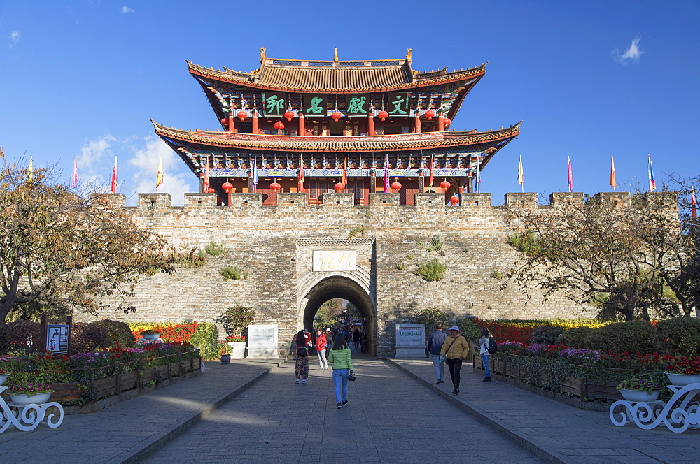 South Gate, Dali, Yunnan, China, Asia - 800-2995
