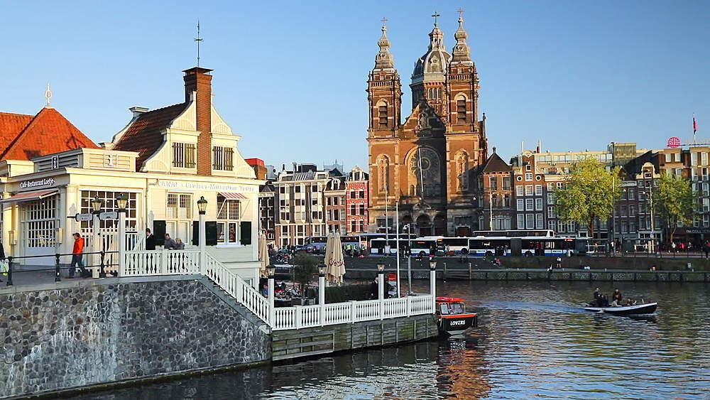 Basilica of St Nicholas, Amsterdam, Netherlands - 800-3133