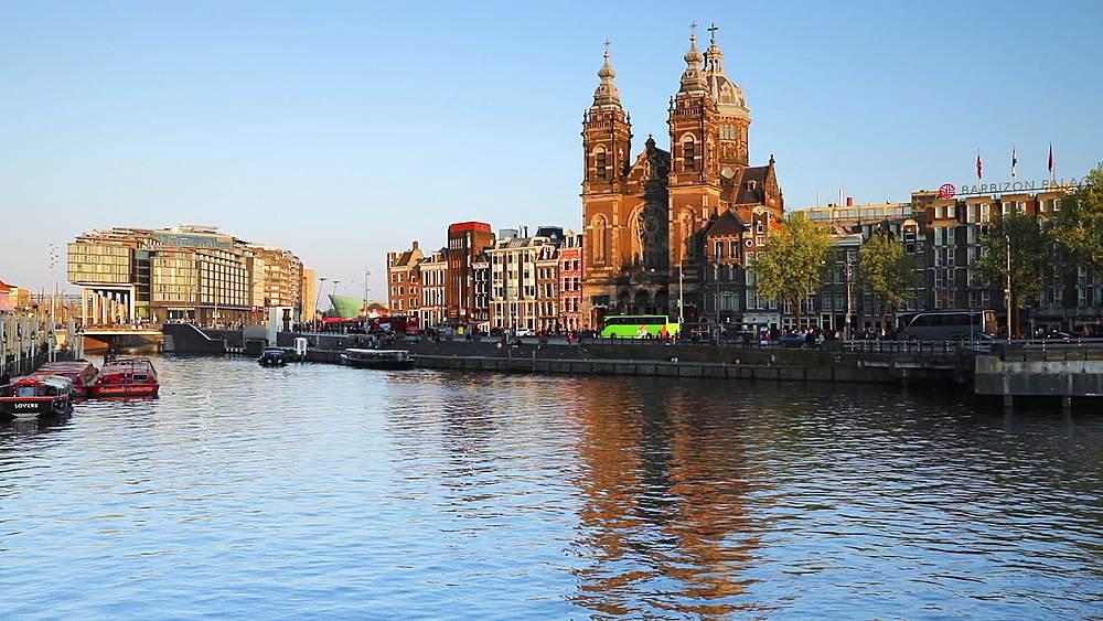 Basilica of St Nicholas, Amsterdam, Netherlands - 800-3134