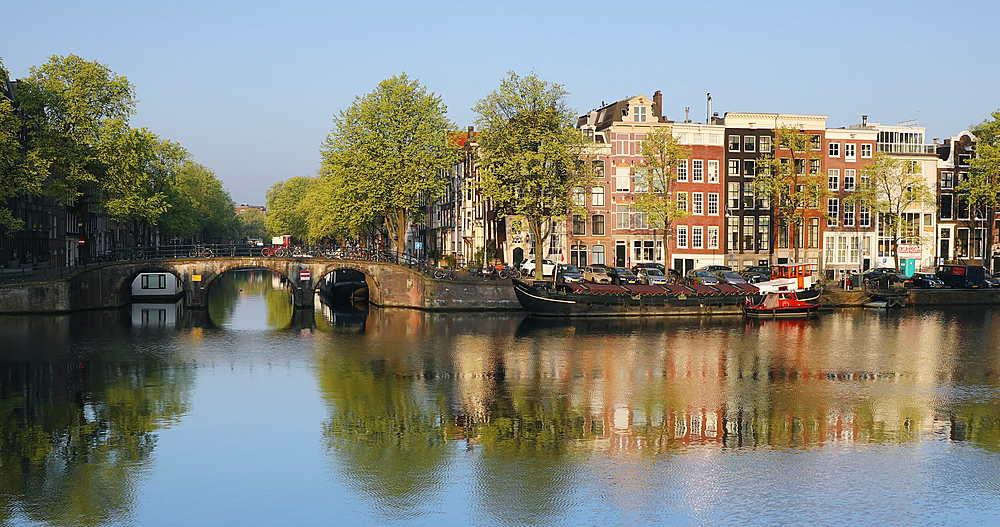 Amstel River, Amsterdam, Netherlands - 800-3139