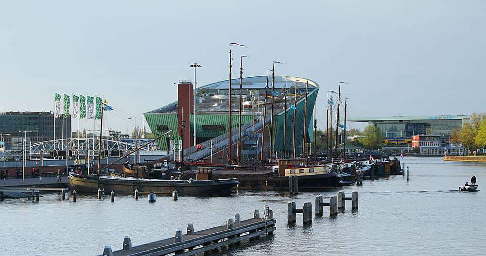NEMO Science Centre, Amsterdam, Netherlands - 800-3165