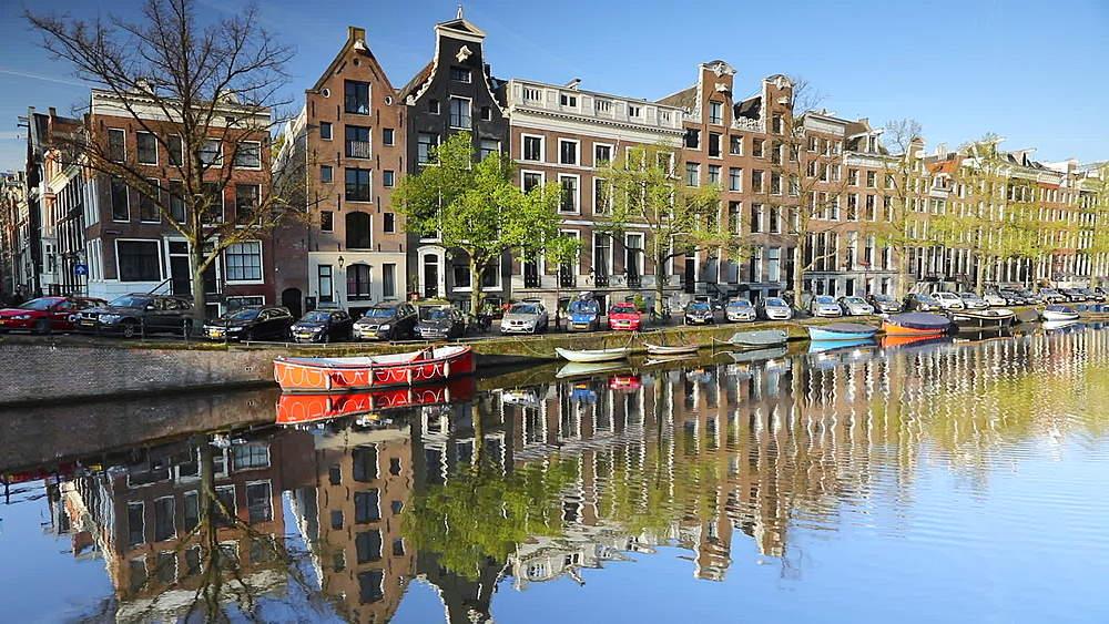 Keizersgracht canal, Amsterdam, Netherlands - 800-3167