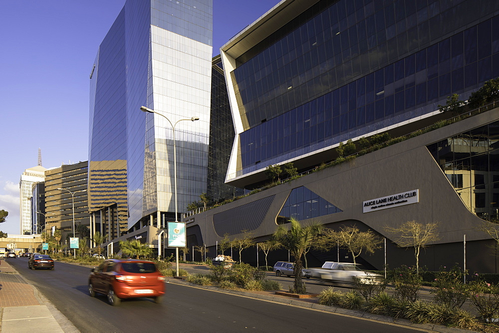 Bowman Gilfillan and Marsh buildings in Alice Lane Complex, Sandton, Johannesburg, Gauteng, South Africa - 800-3181