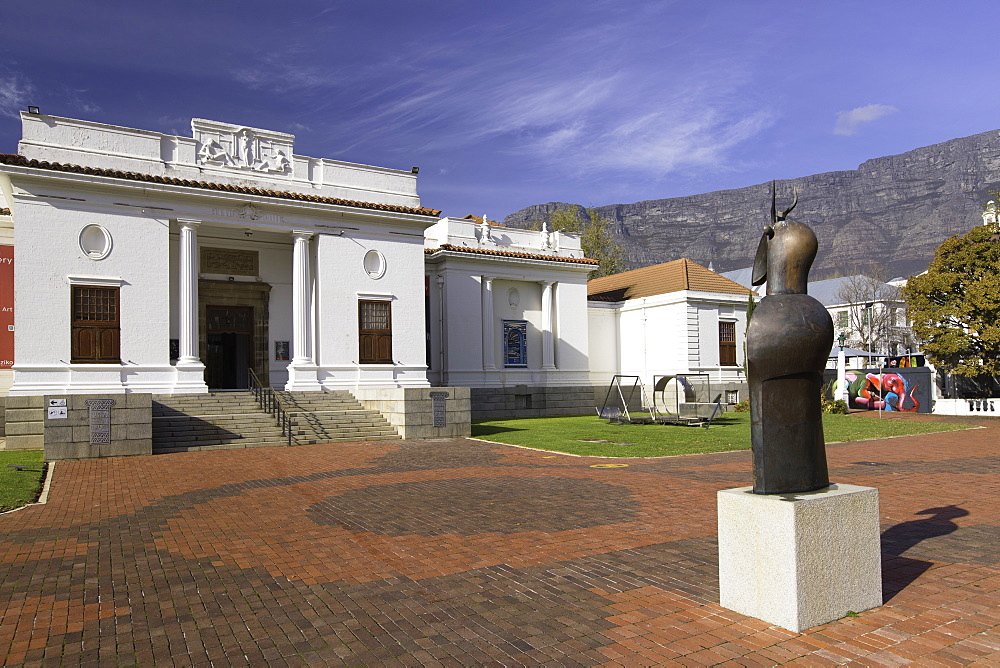South African National Gallery, Company???s Garden, Cape Town, Western Cape, South Africa