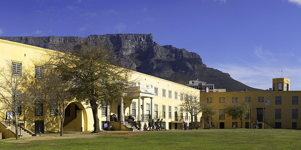 Castle of Good Hope, Cape Town, Western Cape, South Africa - 800-3213