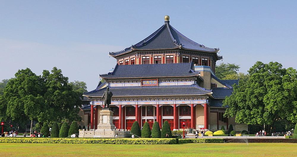 Sun Yat Sen Memorial Hall, Guangzhou, Guangdong, China - 800-3245