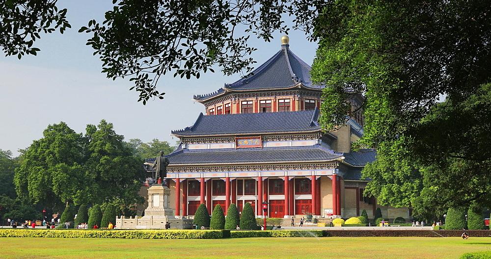 Sun Yat Sen Memorial Hall, Guangzhou, Guangdong, China - 800-3246