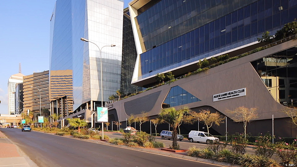 Alice Lane Towers, Sandton, Johannesburg, Gauteng, South Africa, Africa - 800-3255