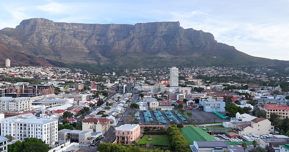 Table Mountain, Cape Town, Western Cape,  South Africa - 800-3269