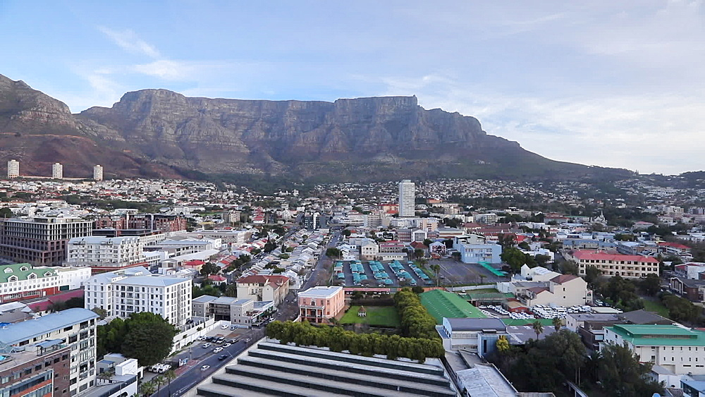 Table Mountain, Cape Town, Western Cape,  South Africa - 800-3270