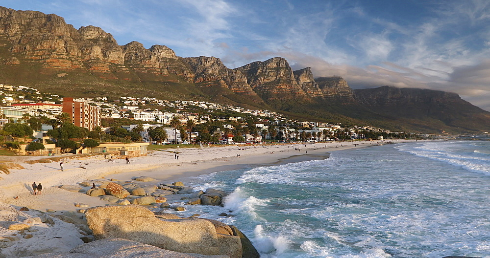 Camps Bay, Cape Town, Western Cape, South Africa - 800-3301