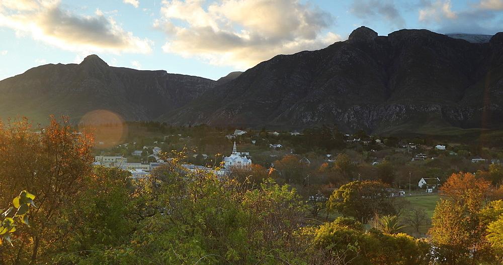 Swellendam, Western Cape, South Africa - 800-3311