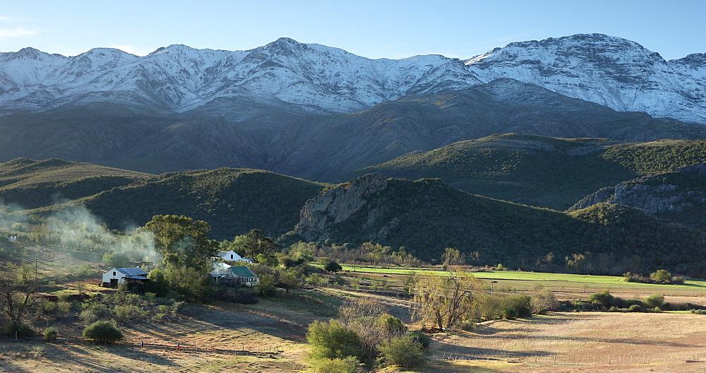 Swartberg Mountains, Oudtshoorn, Western Cape, South Africa - 800-3323
