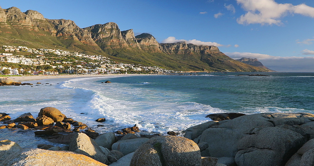 Camps Bay, Cape Town, Western Cape, South Africa - 800-3381