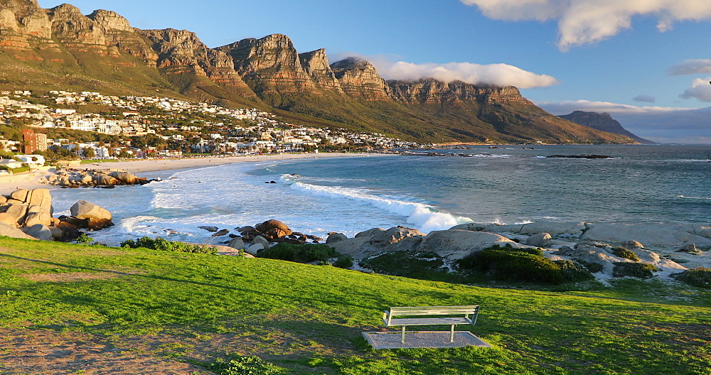 Camps Bay, Cape Town, Western Cape, South Africa - 800-3383