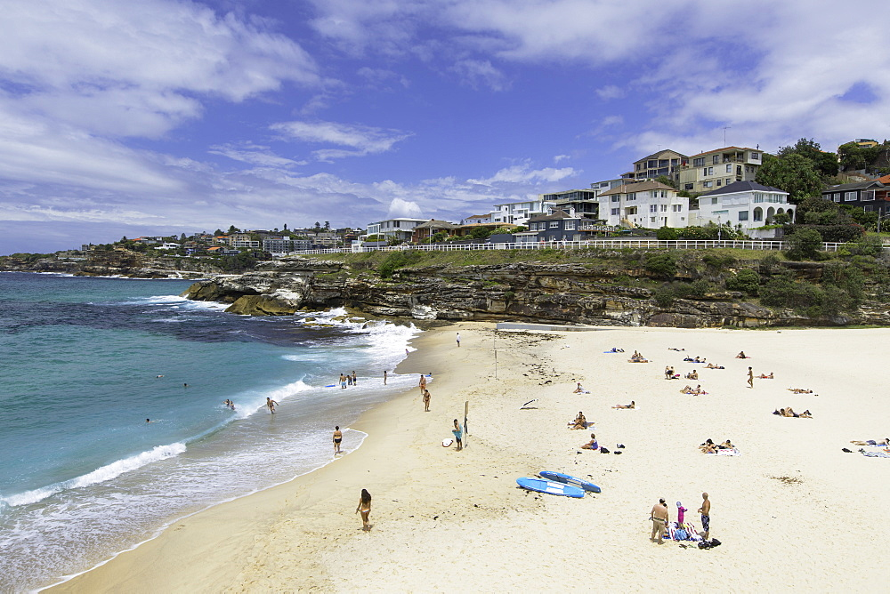 Tamarama Beach, Sydney, New South Wales, Australia