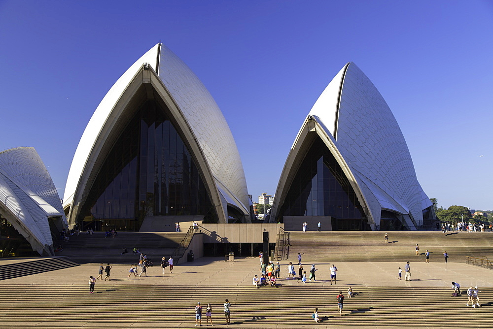 Sydney Opera House, UNESCO World Heritage Site, Sydney, New South Wales, Australia, Pacific