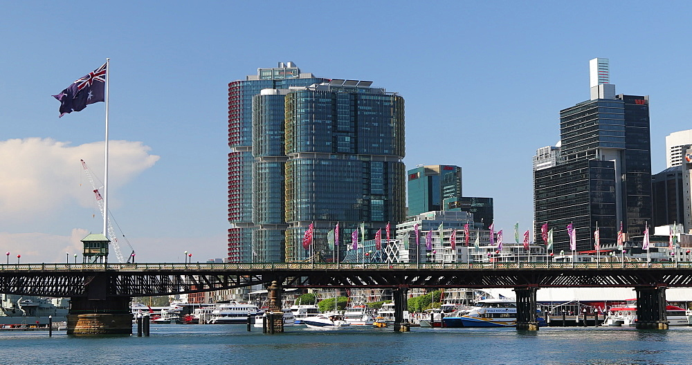 Darling Harbour, Sydney, New South Wales, Australia, Pacific - 800-3465