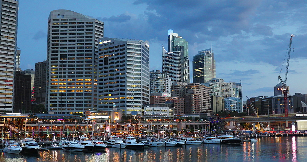 Darling Harbour, Sydney, New South Wales, Australia, Pacific - 800-3469